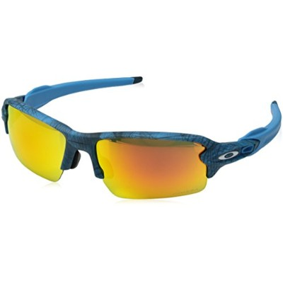 OAKLEY オークリー サングラス Flak 2.0 Aero Grid Collection Asia Fit OO9271-2961 2961 F