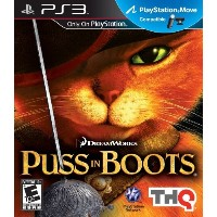 Puss in Boots: Move Compatible - PlayStation 3 [並行輸入品]