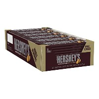 HERSHEY'S Milk Chocolate with Almonds Bars (1.45-Ounce, Pack of 36) by Hershey's
