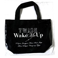 TWICE 『Wake Me Up』 special store 限定 TWICE ランチトートバッグ