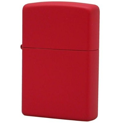 (ジッポー)ZIPPO ライター 2015 COMPLETE LINE COLLECTION Z233 Red Matte レッド 赤