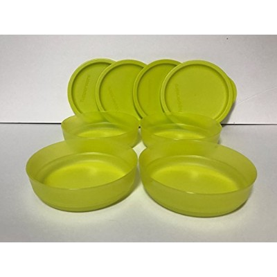 Tupperware Small Modular Bowl Set (4) Margarita