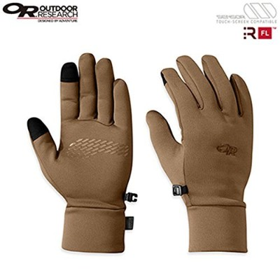 (アウトドアリサーチ) OUTDOOR RESEARCH Mens PL 100 Sensor Gloves Coyote Mサイズ