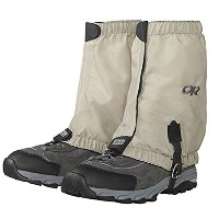 OUTDOOR RESEARCH(アウトドアリサーチ) Bugout Gaiters Tan Mサイズ
