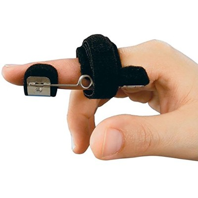 Bunnell Mini Modified Safety Pin Splint with Coil to Extend PIP or DIP Mini Modified Safety Pin...