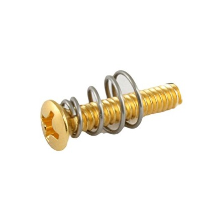 Allparts Gold Pickup Mounting Screws Vintage Style/7545