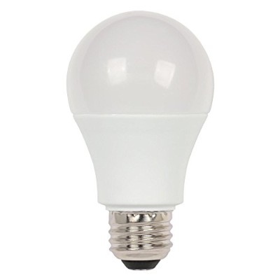 Westinghouse 4312700オムニa19 60ワット相当明るいホワイトEnergy Star LEDライト電球with Mediumベース 4514200 1