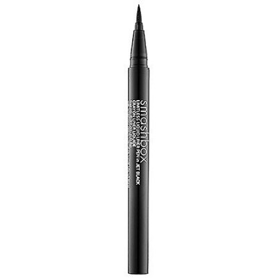 Smashbox Limitless Waterproof Liquid Liner Pen - Black 0.02oz (6g) by Smashbox