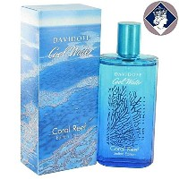 Davidoff Cool Water Coral Reef 125ml/4.2oz Eau De Toilette Men EDT Cologne Spray