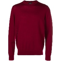 Ps By Paul Smith crew neck sweater - レッド