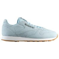 (取寄)リーボック メンズ クラシック レザー Reebok Men's Classic Leather Fresh Blue Classic White