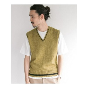 URBAN RESEARCH MHL. 7G KNIT VEST アーバンリサーチ カットソー【送料無料】