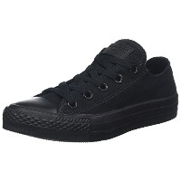 [コンバース] CONVERSE CANVAS ALL STAR OX M5039 BLACK MONOCHROME (ブラックモノクローム/US5.5(24.5cm))