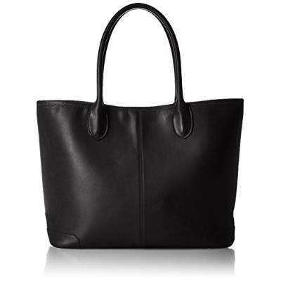 (ビームス) BEAMS/LEATHER TOTE2 BLACK 11620380925