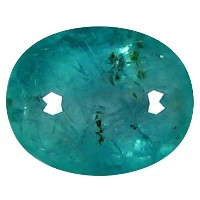 Grandidierite ルーズジェームズ 0.69 ct Oval Cut (7 x 5 mm) Unheated / Untreated Greenish Blue Grandidierite...