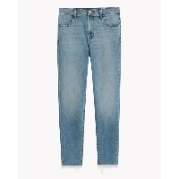 【Theory】J BRAND Delphi Alana High Rise Crop Skinny 【J BRAND for Theory】ハイライズのスキニークロップドデニム。 ブルー 大人...