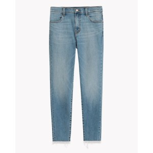 【Theory】J BRAND Delphi Alana High Rise Crop Skinny 【30%OFF】【J BRAND for Theory】ハイライズのスキニークロップドデニム。...