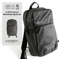 MICHAEL LINNELL/マイケルリンネル アームズバッグパック A.R.M.S Backpack MLAC-05[メンズ バッグ リュック バックパック 23L アーミー PC 撥水 耐熱...