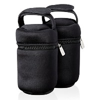 Tommee Tippee Insulated Bottle Bag, 2-Count by Mayborn Group (English Manual)