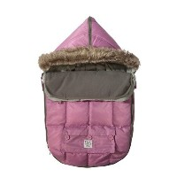 """7AM Enfant """"Le Sac Igloo"""" Footmuff, Converts into a Single Panel Stroller and Car Seat Cover, Pink,..."""