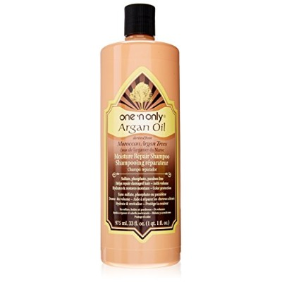 Argan Oil Shampoo Moisture Repair 975 ml (Sulfate-Free) (並行輸入品)