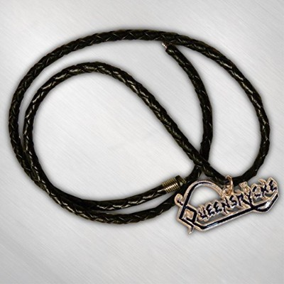 QUEENSRYCHE クイーンズライチ - EP LOGO NECKLACE - BLACK FILL/ネックレス 【公式/オフィシャル】