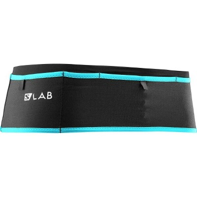 サロモン メンズ ベルト【S - Lab Modular Belts】Black/Transcend Blue
