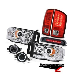 テールライト 2002-2005 Dodge Ram 1500 ST Tail Brake Lamps Headlamps Fog Roof Cab Light LED 2002-2005...