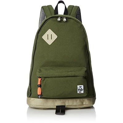 [チャムス] デイパック Classic Day Pack Sweat Nylon CH60-0681-M049-00 M049 Camper Green/Beige