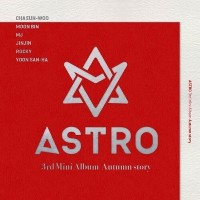 Music ASTRO-[AUTUMN STORY] 3rd Mini Album A Ver. CD+Photo Book+Card K-POP SEALED