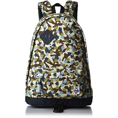 [チャムス] リュック Classic Day Pack Sweat Nylon CH60-0681-A046-00 FootCamo/DarkNVY