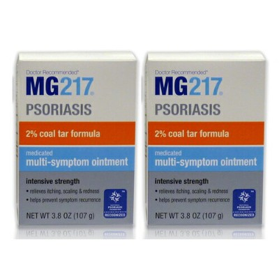 MG 217 Psoriasis Multi-Symptom Ointment 107g×2個セット 軟膏