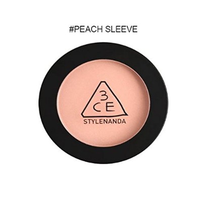 3CE フェイスブラッシュ 5.5g #ピーチスリーブ/3concept eyes Face Blush #PEACH SLEEVE