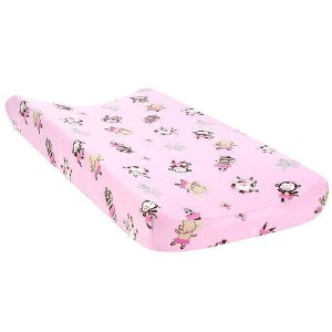 Summer Infant TuTu Cute Nursery Change Pad Cover by Summer Infant