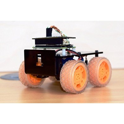 Coretec Tiny 4WD Robot Rover - 4WD 走行ロボット キット for Raspberry Pi