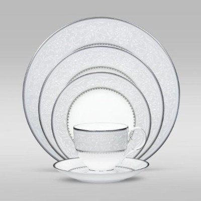 Noritake Brocato 5Piece Place Setting withボックス