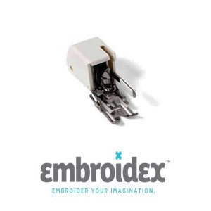 Embroidex Even Feed Walking Foot for Singer Pfaff Viking Sewing Machine (006185008-P) by Embroidex