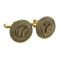 AmmoギフトボックスNew York Token Cufflinks