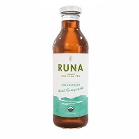 Runa-Unsweetened Mint Honeysuckle Guayusa Tea 14.0 oz (Pack of 12) by Runa