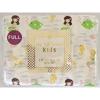 Ivy Hill Home Kids Mermaid Full Sheet Set