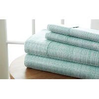 Becky Cameron bc-4pc-that UltraソフトThatch 4pc。シートセット クイーン BC-4PC-THAT-QUEE-FO