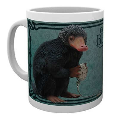 Gb Eye Ltd Gb Eye Fantastic Beasts, Niffler Character, Mug, Various
