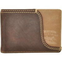 リーバイス マネークリップ Front Pocket with Money Clip BROWN