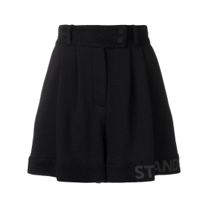 Styland high-waisted shorts - ブラック