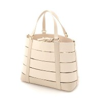 Intersect Canvas Tote/011012466/O.White レディースバッグ トートバッグ au WALLET Market