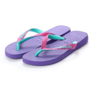【SALE 20%OFF】ハワイアナス havaianas TOP MIX (kids sizes) (purple / raspberry rose)