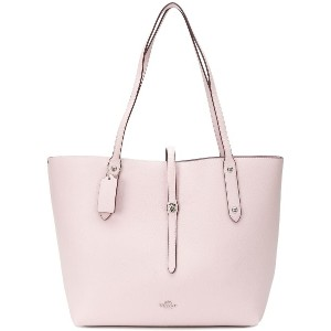 Coach trapeze shoulder bag - ピンク