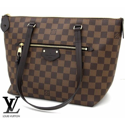 LOUIS VUITTON ルイヴィトン ダミエ イエナPM ショルダーバッグ トートバッグ N41012【送料無料】