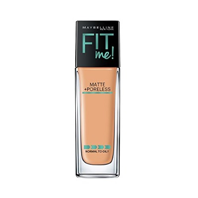 MAYBELLINE Fit Me! Matte + Poreless Foundation - Natural Buff 230 (並行輸入品)