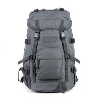 ROGISI リュックサック メンズ ハイキングバックパック 登山用リュック 45L 大容量ザック 防水 バックパック 登山用バッグ 通気性 多機能 旅行バッグ キャンプ バックパック 多用途...